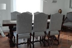 bordeaux-tapissier-decorateur-artisan-couverture-chaise-salle-à-manger-louis-XIV-tissu-ameublement-editeur-aquitaine