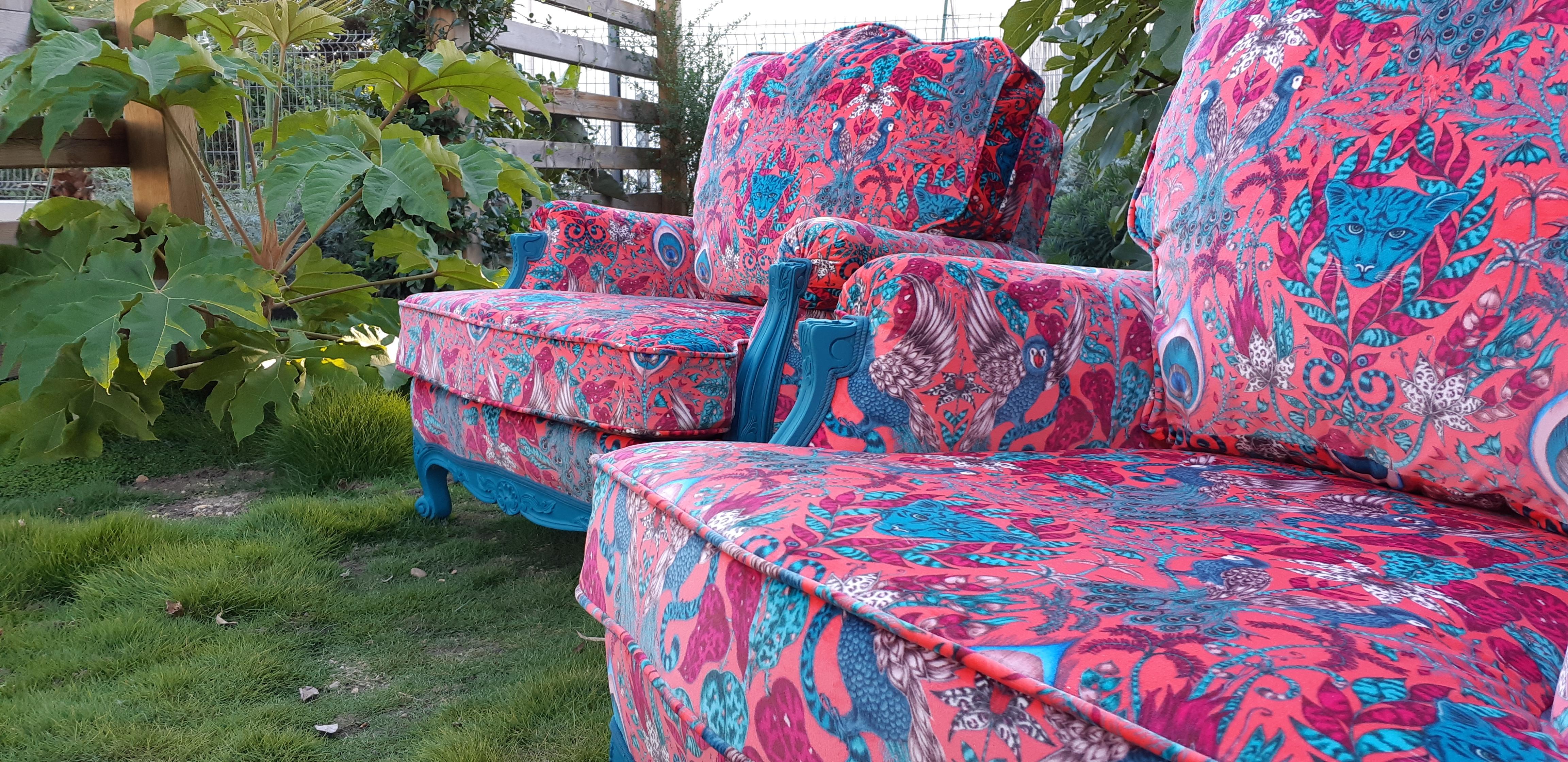 fauteuil-bergere-tapissier-decorateur-artisanat-art-patine-couture-ameublement-sur-mesure-coussin-tissu-editeur-clarke-and-clarke-bordeaux-gironde-gradignan-talence-merignac-pessac-cestas-leognan5