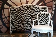 fauteuil-cabriolet-zebre-tete-de-lit-tapissier-couverture-clous-bordeaux-gironde