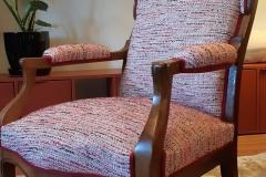 renovation-fauteuil-voltaire-gironde-bordeaux-decorateur-tapissier-tissu-nobilis4