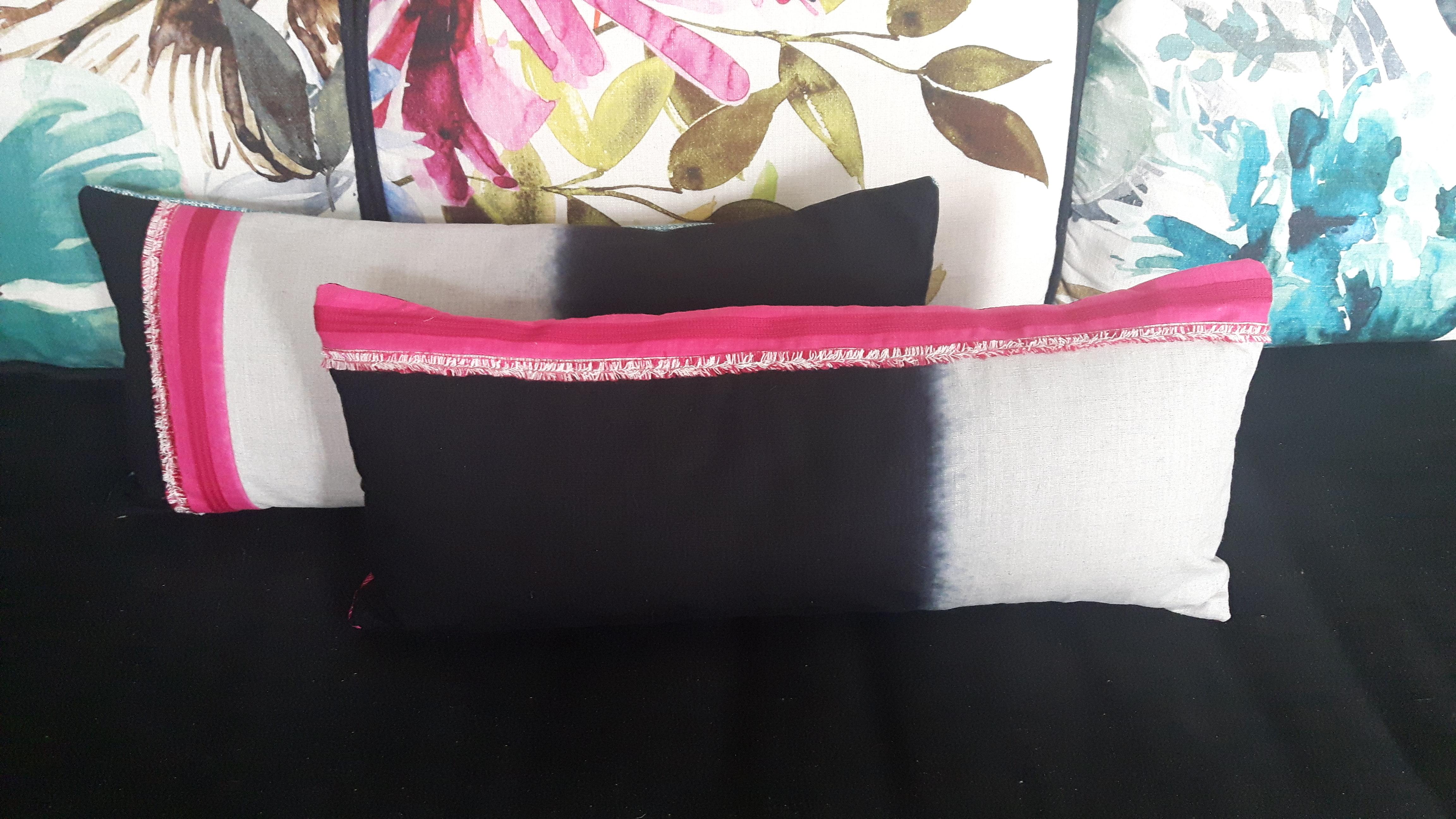 confection/coussins /décoration | la marquise / tapissier décorateur