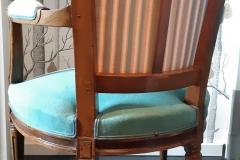 fauteuil-cabriolet-style-louis XVI-tapissier-decorateur-renovation-restauration-artisan-aquitaine-33000-4