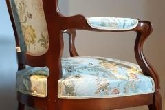 rénovation-fauteuil-Louis-phillips-tissu-editeur-artisan-tapissier-decorateur-gironde3