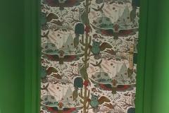 papier-peint-porte-entrée-insolite-unique-decoration-bordeaux-33000