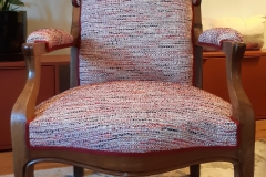 renovation-fauteuil-voltaire-gironde-bordeaux-decorateur-tapissier-tissu-nobilis