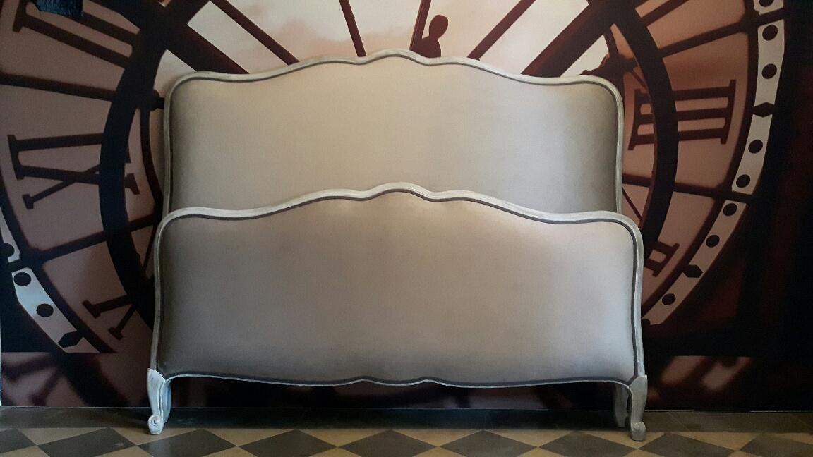 Langon – Relooking pour cette tête et pied de lit