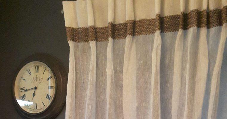 Pessac Couture d'ameublement – Confection voilage rideaux