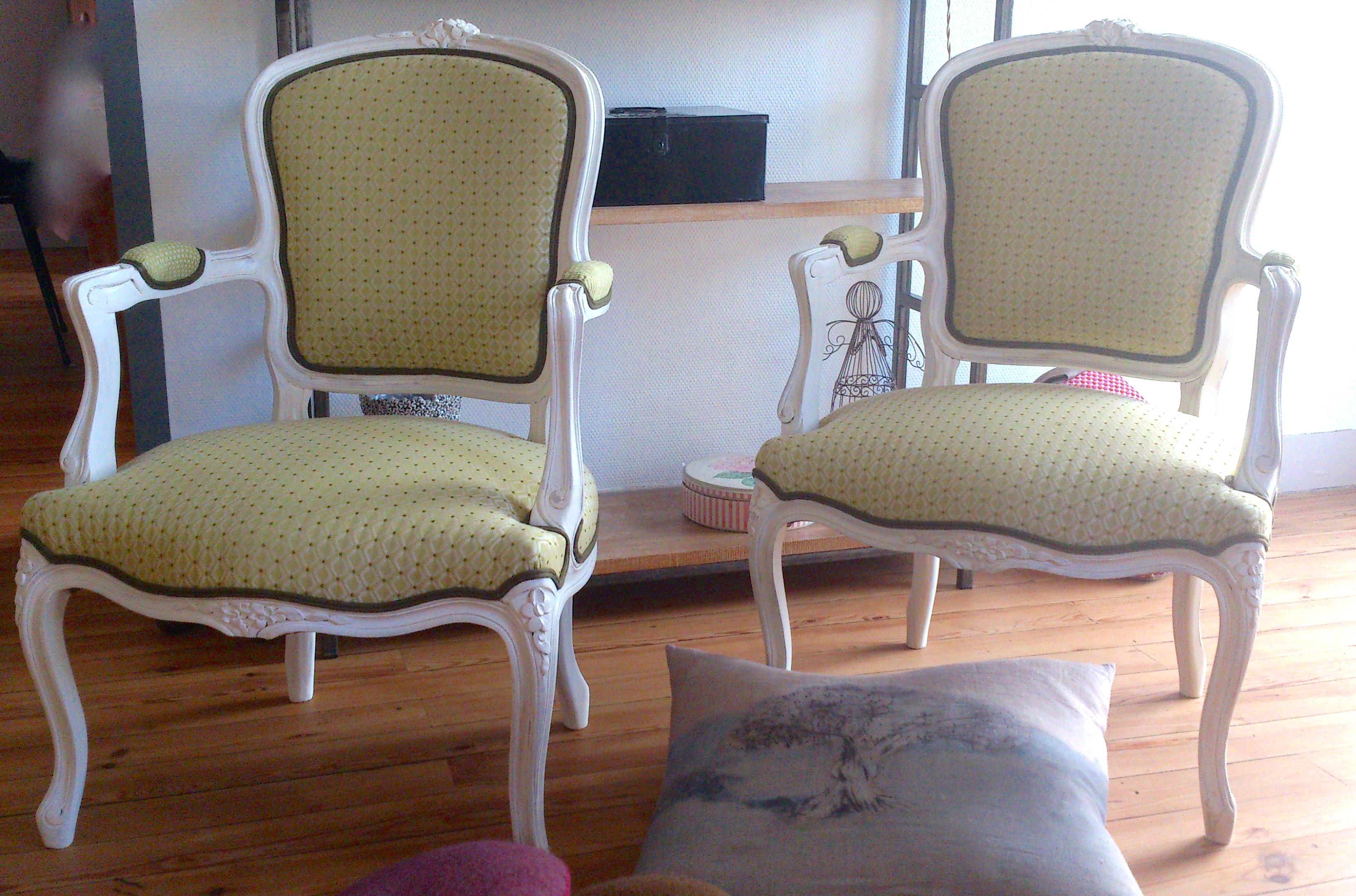 bordeaux – artisan – tapissier décorateur – rénovation fauteuil cabriolet